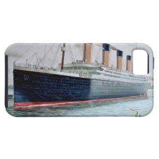 Ensayos de mar del RMS titánicos iPhone 5 Cárcasa