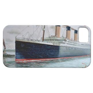 Ensayos de mar del RMS titánicos iPhone 5 Case-Mate Funda
