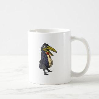 enseña rabe academic raven tazas de café