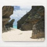 Ensenada Bermudas de Jobsons Alfombrillas De Raton