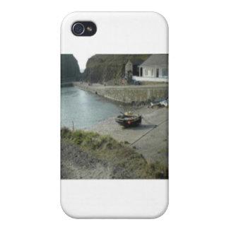 ENSENADA CORNUALLES DEL PARTELUZ iPhone 4 CARCASAS