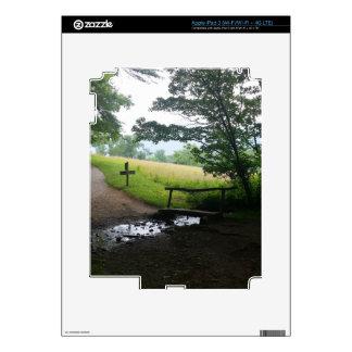 Ensenada Great Smoky Mountains de Cades Pegatinas Skins Para iPad 3