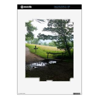 Ensenada Great Smoky Mountains de Cades Skin Para El iPad 2