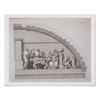 Enseñanza de Hipócrates c 460 BC-c 377 A C de Posters