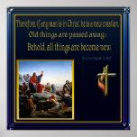 Enseñanza de Jesús Posters