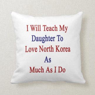 Enseñaré a mi hija a amar Corea del Norte como MU Cojin