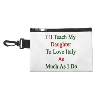 Enseñaré a mi hija a amar Italia tanto como mí