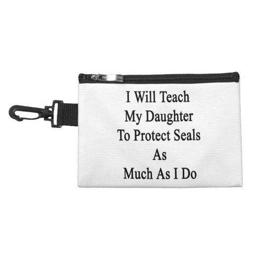 Enseñaré a mi hija a proteger los sellos tanto