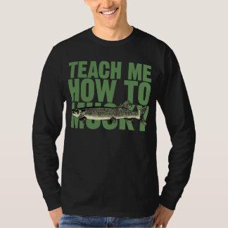Enséñeme a cómo a almizclado (el verde) camisas
