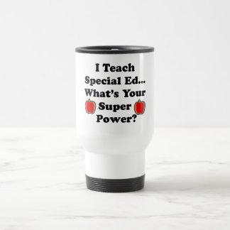Enseño a Ed. especial Tazas