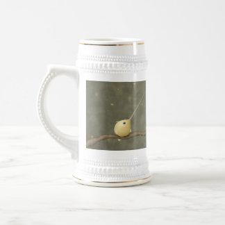 Ensifera ensifera (Sword-billed Hummingbird) Beer Stein