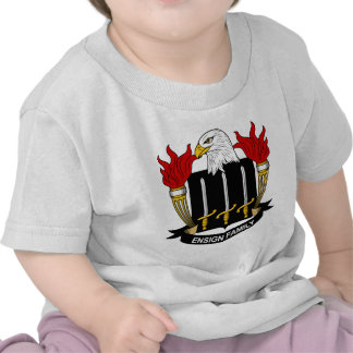 Ensign Family Crest T-shirts