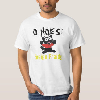"Ensign Fraidy ""O Noes!"" Tee"