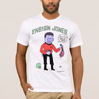 Ensign Jones w/Signature T-Shirt