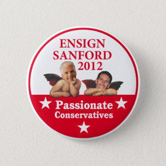Ensign Sanford 2012 Button