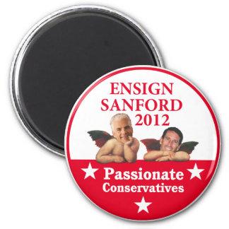 Ensign Sanford 2012 Refrigerator Magnets