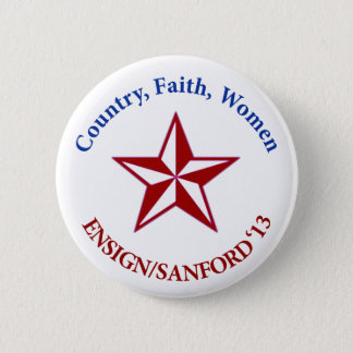 Ensign Sanford 2013 Pinback Button