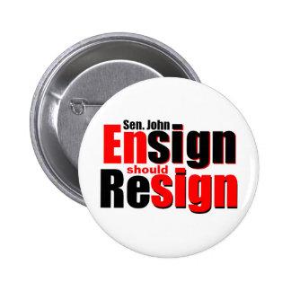 Ensign Should RESIGN Button