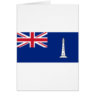 Ensign the British Commissioners Northern Lighthou Greeting Cards