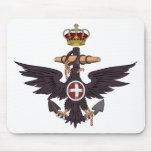 Ensign the Regia Marina, Italy Mouse Pad