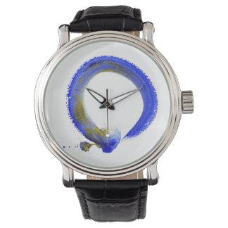 Enso azul relojes de mano