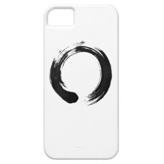 Enso Circle iPhone 5/5S, Barely There iPhone SE/5/5s Case