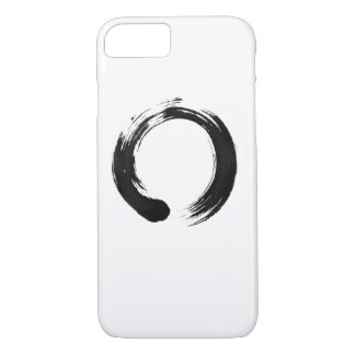 Enso Circle iPhone 7, Barely There iPhone 7 Case