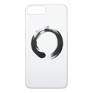 Enso Circle iPhone 7 Plus, Barely There iPhone 7 Plus Case