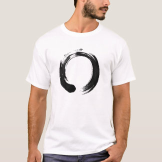 Enso Circle Men's Basic T-Shirt