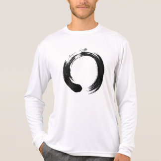 Enso Circle Men's Long Sleeve T-Shirt