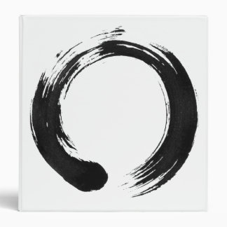 "Enso Circle Ring Avery Signature 1.5"" Binder"