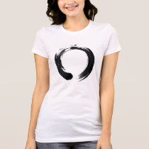 Enso Circle Women's Bella Favorite Jersey T-Shirt
