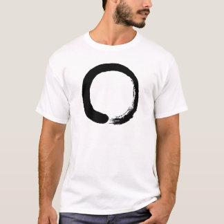 Enso Circle Zen Calligraphy T-Shirt