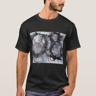 Enso Collage - mixed media T-Shirt