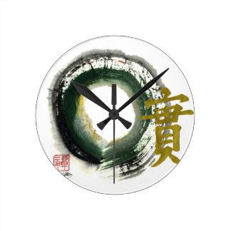 Enso, Honest Round Clock