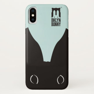 Enso Me by Brooklyn Bunny iPhone X Case