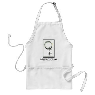 Enso, My World in Harmony Adult Apron