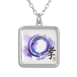 Enso, Piety in Focus Pendant