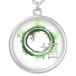 Enso - Silver Blessings Pendants