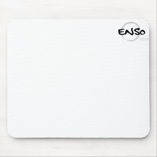 Enso Store Swag Mouse Pad