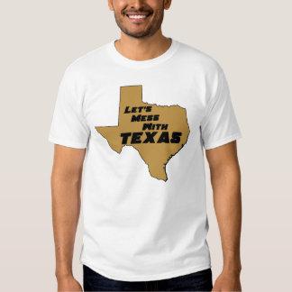 Ensuciemos con Tejas Brown Camisas