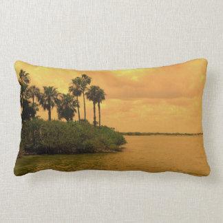 Ensueño de la palmera almohada