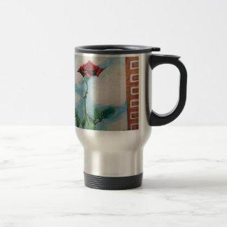 Ensueño del paño del fango taza de café