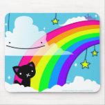 Ensueño Mousepad del arco iris Alfombrilla De Ratones