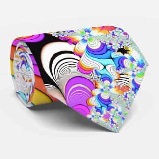 Ensueños del fractal corbatas