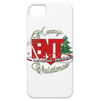 ENT CHRISTMAS  Otolaryngologist EAR NOSE THROAT iPhone SE/5/5s Case
