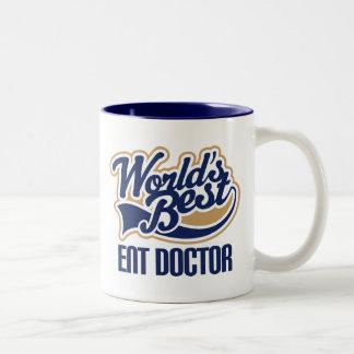 Ent Doctor Gift Two-Tone Coffee Mug