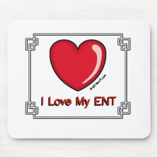 ENT doctor Mouse Mats