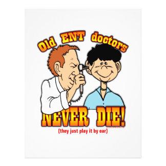 ENT Doctors Flyer