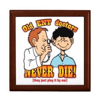 ENT Doctors Keepsake Box